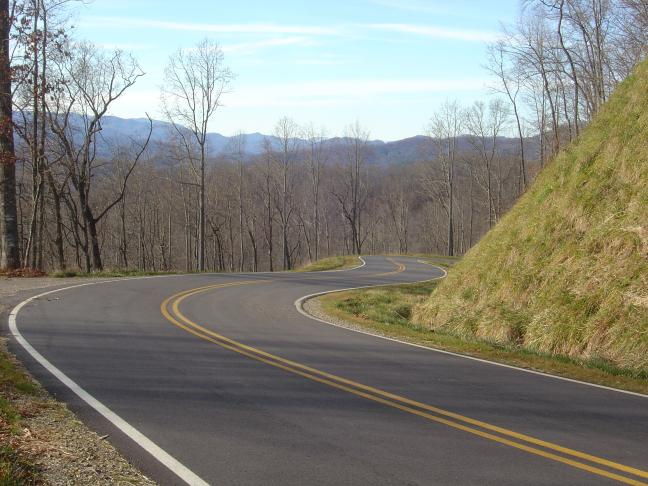 Photo - A view of Onion Mountain Road