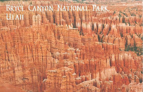 Photo - Bryce Canyon Utah
